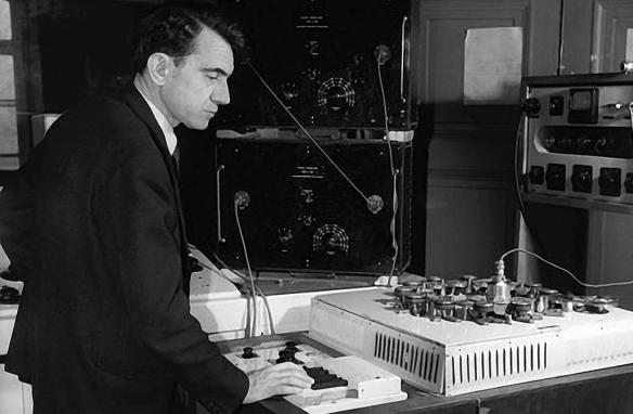 Pierre Schaeffer y Phonogen